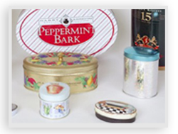 Wholesale Holiday Tins
